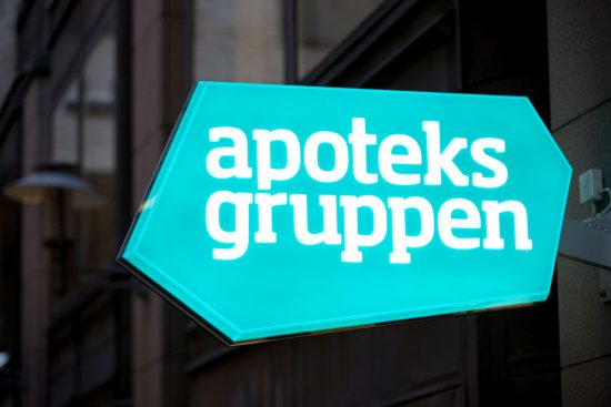 The Swedish Competition Authority has approved Euroapotheca's acquisition of Apoteksgruppen pharmacy chain
