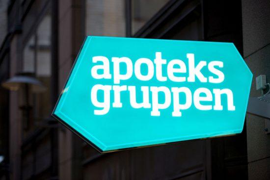 """""""Euroapotheca"""" sandoris Švedijoje artėja prie finišo – konkurencijos taryba suteikė leidimą įsigyti """"Apoteksgruppen"""" vaistinių tinklą"""