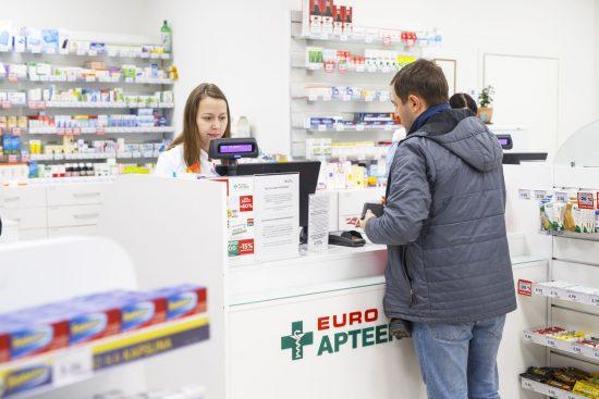 """Išaugo """"Euroapotheca"""" vaistinių verslas Estijoje – """"Euroapteek"""" užbaigė """"Ülikooli Apteek"""" įsigijimo sandorį"""