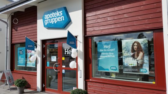 Euroapotheca acquires 156 privately owned Apoteksgruppen outlets, completing its acquisition of Apoteksgruppen's pharmacy network