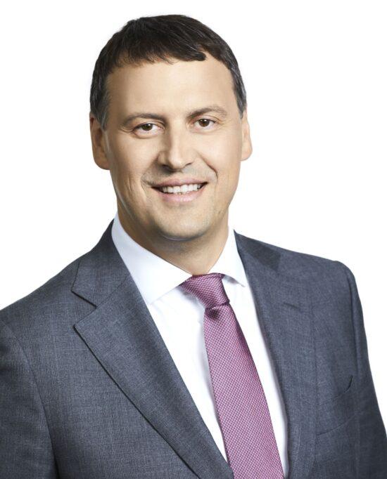 Robertas Čipkus starts as CFO in Sweden
