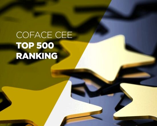 Euroapotheca for the first time has been ranked among TOP 500 CEE region companies