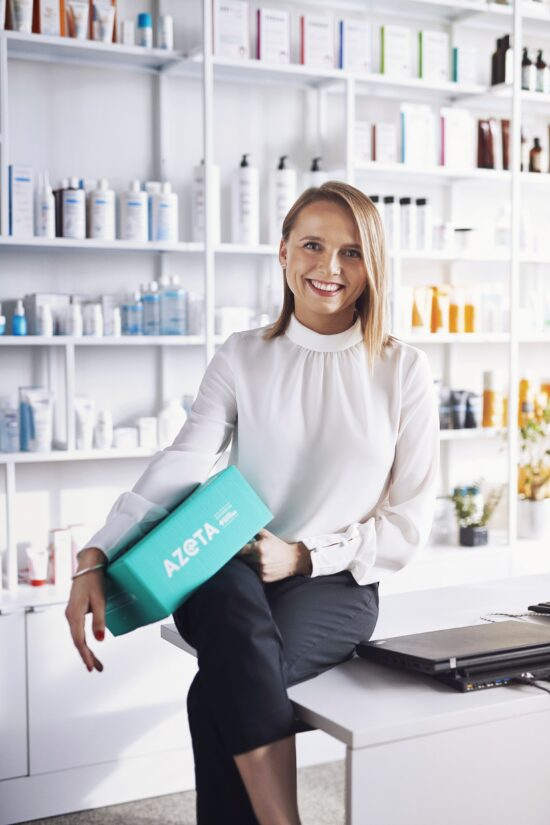 A new online pharmacy AZETA.LV has been launched in Latvia